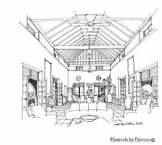 hacienda house plans valine