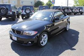 2009 bmw 128i convertible for sale 2009 bmw 1 series 128i convertible rwd for sale cargurus