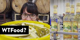 martini pickle pickle lovers pickle vodka is about to be your new boozy best friend