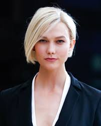more pics of karlie kloss bob 18 of 18 short hairstyles the met gala hair and make up looks you need to see asap blonde