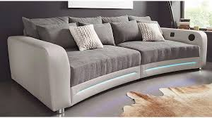 sofa mit led beleuchtung big sofa inklusive rgb led beleuchtung energieeffizienz a cnouch