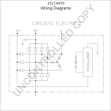 35214470 alternator product details prestolite leece neville