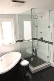 Bathrooms By Design Freestanding Tub Side By Side With A Custom Stand Alone Shower