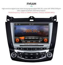 2003 honda accord radio for sale car hd dvd player gps navi stereo radio unit for honda accord 7th