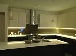 lighting under cabinets kitchen under cabinet led light strips with kitchen strip lights and decor
