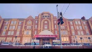stay at the cliffs hotel in blackpool youtube