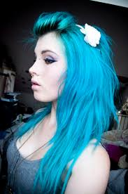 504 best hair blue images on pinterest colorful hair dyed