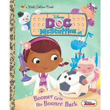 boomer gets his bounce back golden books doc mcstuffins