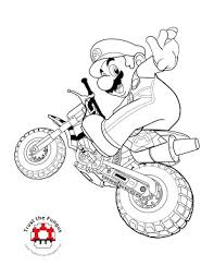 41 mario images coloring books coloring