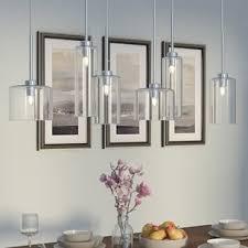 pendant lighting for kitchen islands kitchen island lighting you ll wayfair