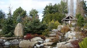 Rock Garden Seattle West Seattle New Honor For South Seattle College Arboretum