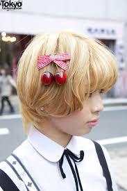 cherry hair clip mcm bucket bag torquata ring u0026 haruta penny