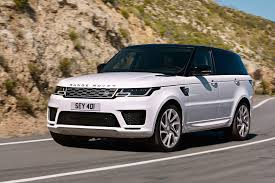 range rover sport lease range rover sport 2018 my and p400e phev by car magazine