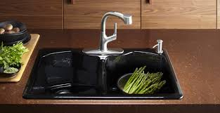 Bellegrove Kitchen Sinks Kitchen New Products Kitchen KOHLER - Kitchen sinks kohler