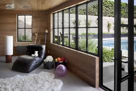 perfect modern house for an artist