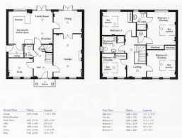 houses with floor plans floor plans for new houses home design u0026 interior design