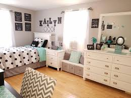 Grey And Teal Teen Bedroom Ideas For Girls Kids Room Decor - Teenage girl bedroom designs idea