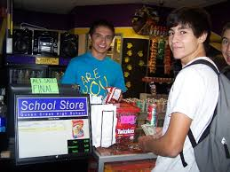 school store point of sale