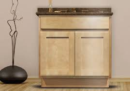 Shaker Bathroom Vanity Cabinets by Maple Shaker Vanity In Stock Kitchens