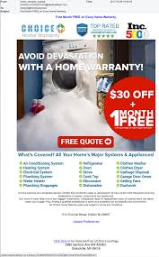 Home Warranty Plans by The Daily Scam April 5 2017