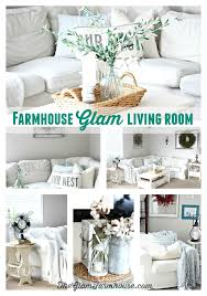 Living Room Tours - january 2016 the glam farmhouse