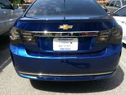 2014 cruze tail lights aftermarket taillights