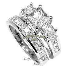 stainless steel wedding sets stainless steel wedding ring set ebay