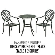 Tuscany Outdoor Furniture by Tuscany Bistro Set U2013 Table U0026 2 Chairs U2013 Outdoor Living And Spas