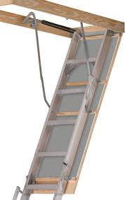 louisville aluminum everest attic ladder 1 jpg