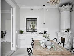 Scandinavian Interiors Interiors Nordic Scandinavian Interior Features Dining Room With