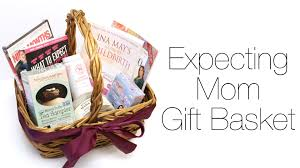 mom gifts expecting mom gift basket youtube