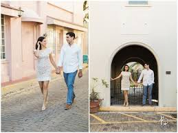 Michaels Wedding Arches Alexis And Michael U0027s Engagement Session St Augustine Wedding
