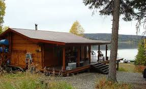 small cabin plans with porch standout fishing cabin designs finding fish and
