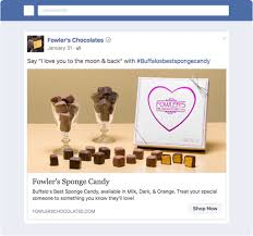 design milk facebook how fowler s chocolates uses facebook ads to boost holiday sales