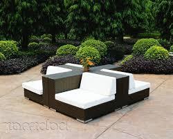 White Lounge Chair Outdoor Design Ideas Modern Outdoor And Patio Furniture Decoration 13984 Garden Ideas