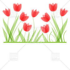 flower clip tulip flowers royalty free vector clip image 22452 rfclipart