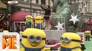 despicable me macy s thanksgiving day parade 2010 illumination