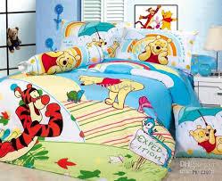 Tigger Crib Bedding Winnie Tigger Set Children Bedding Sets