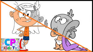 the loud house coloring pages for kids 1 the loud house coloring