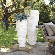 beautify your home with modern indoor pots and planters inhabit blog