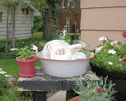 Diy Craft Projects For The Yard And Garden - diy craft projects using china plates dishes trash to treasure