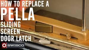 How To Install Sliding Patio Doors Door Replacement Sliding Screen Door For Your Inspiration U2014 Kool