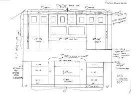 standard kitchen sink cabi size zitzat kitchen cabinet sizes home