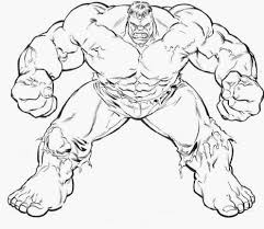 free printable hulk coloring pages for toddler kids hulkbuster