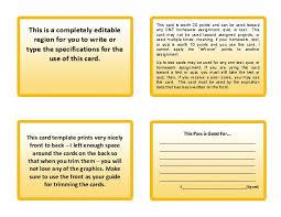 homework pass template hoover web design