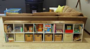 Sofa Table Sofa Table Wih Storage Fascinating Sofa Table With Storage Picture