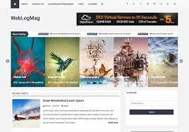 weblogmag responsive blogger template 2014 free download blog themes