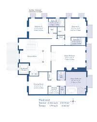 His And Her Bathroom Floor Plans by The Bath Club Miami Beach Floor Plans