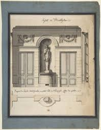 file jean jacques lequeu section and plan of the small dining