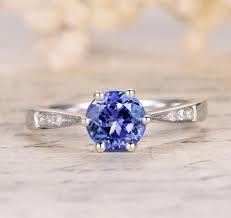 tanzanite wedding rings the 25 best tanzanite engagement ring ideas on
